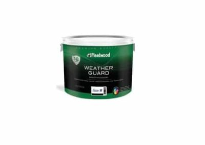 WEATHER GUARD EXTERIOR 18 YEARS