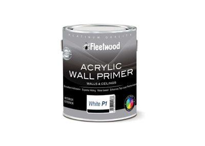 Acrylic Wall Primer Bases